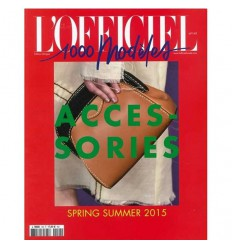 L'OFFICIEL FASHION ACCESSORIES 149 S-S 2015 Miglior Prezzo