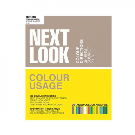 NEXT LOOK COLOUR USAGE S-S 2016