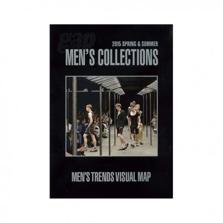 COLLECTIONS MEN TREND VISUAL MAP S-S 2015