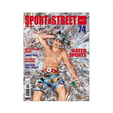 COLLEZIONI SPORT & STREET 74 S-S 2015