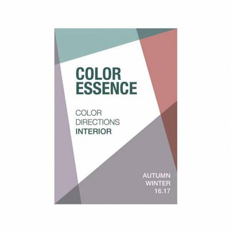 COLOR ESSENCE INTERIOR A-W 2016-17