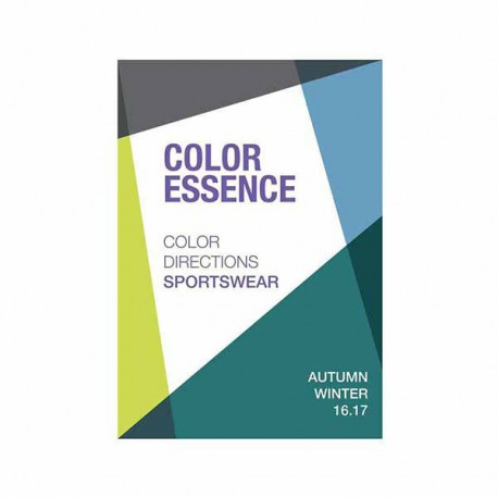 COLOR ESSENCE SPORT A-W 2016-17