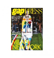 GAP PRESS COLLECTIONS 120 MILAN-NEW YORK S-S 2015 Miglior Prezzo