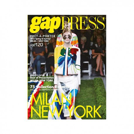 GAP PRESS COLLECTIONS 120 MILAN-NEW YORK S-S 2015
