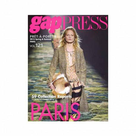 GAP PRESS COLLECTIONS 121 PARIS S-S 2015 Shop Online