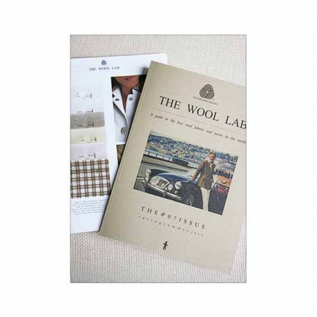 THE WOOL LAB MAGAZINE 07 S-S 2016 Shop Online