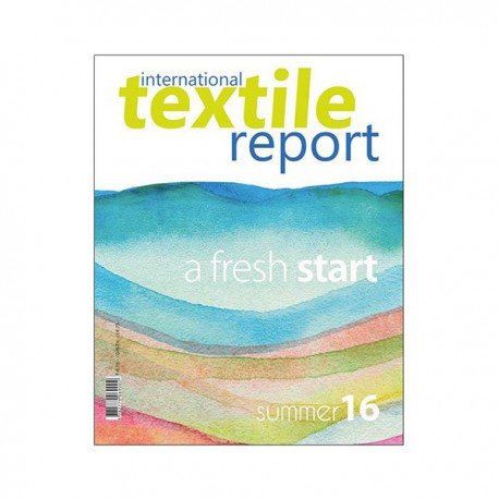 INTERNATIONAL TEXTILE REPORT SUMMER 2016