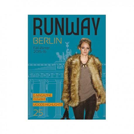 CLOSE - UP RUNWAY 25 BERLIN A-W 2015-16 Miglior Prezzo