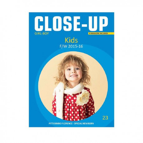 CLOSE-UP KIDS 23 A-W 2015-16 Miglior Prezzo