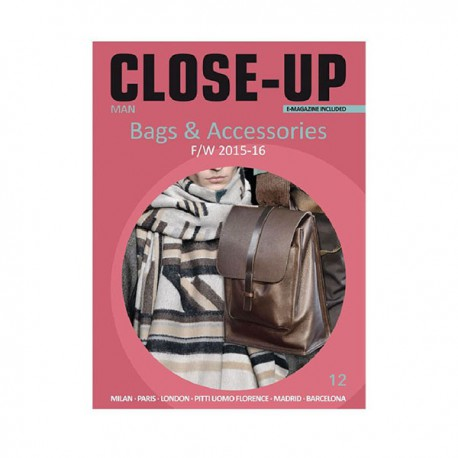 CLOSE-UP MEN BAGS & ACCESSORIES 12 A-W 2015-16 Shop Online
