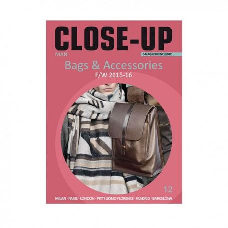 CLOSE-UP MEN BAGS & ACCESSORIES 12 A-W 2015-16