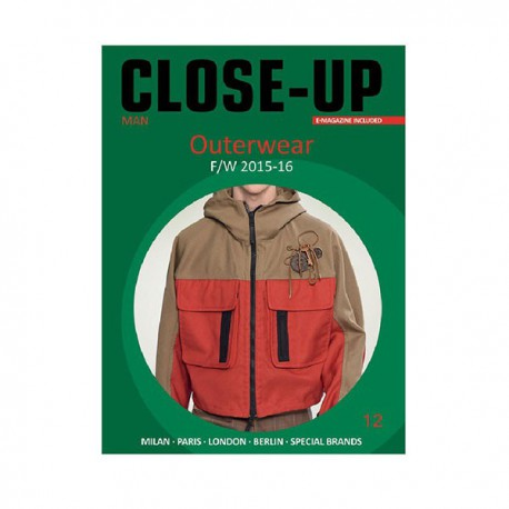 CLOSE-UP MEN OUTERWEAR 12 A-W 2015-16 Miglior Prezzo