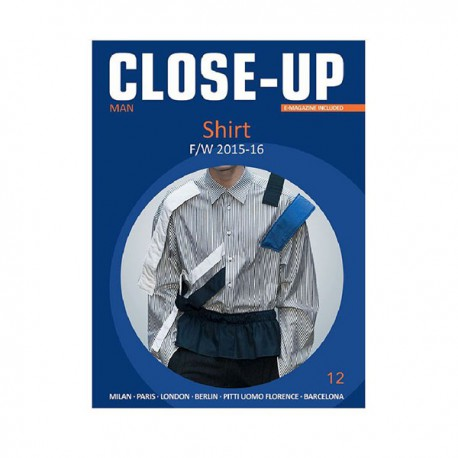 CLOSE-UP MEN SHIRT 12 A-W 2015-16