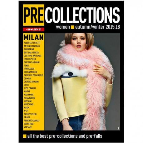 PRE-COLLECTION MILANO A-W 2015-16 Miglior Prezzo