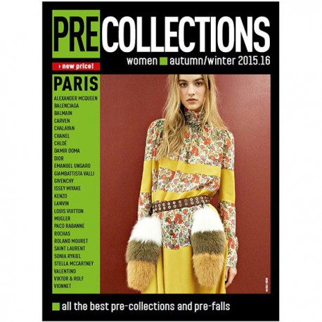 PRE-COLLECTION PARIGI A-W 2015-16