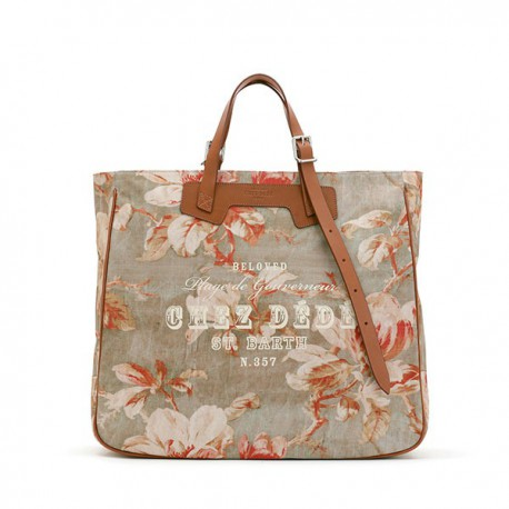 Chez Dédé - ST. BARTH- CANVAS GRAND SAC Shop Online