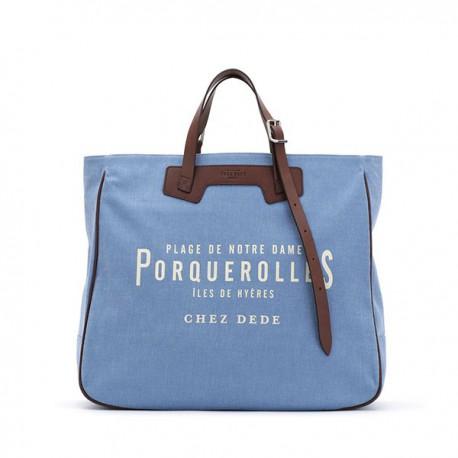 PORQUEROLLES - CANVAS GRAND SAC