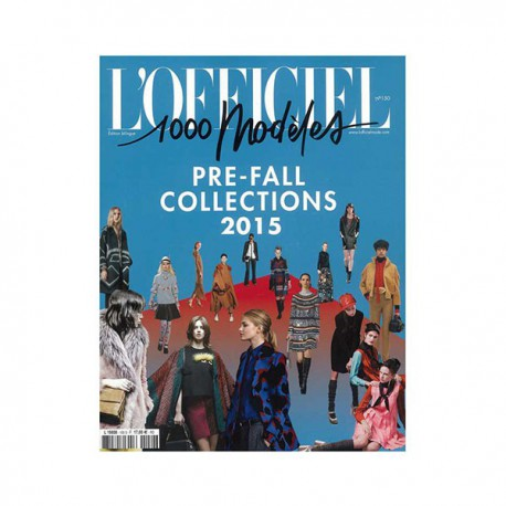 L'OFFICIEL 150 PRE-FALL COLLECTIONS 2015