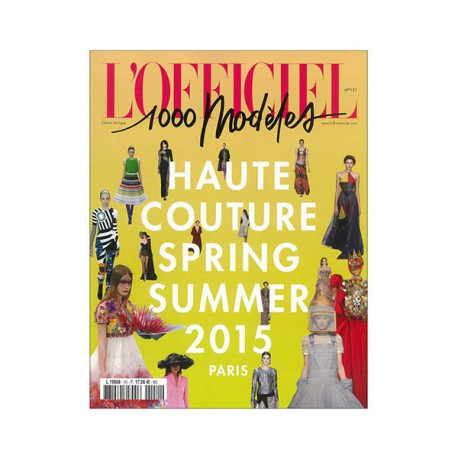 L'OFFICIEL 1000 MODELS 151 H.C. S-S 2015 Shop Online
