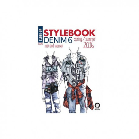 CLOSE-UP STYLEBOOK DENIM 06 S-S 2016 Shop Online