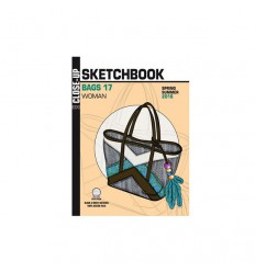 CLOSE-UP SKETCHBOOK 17 BAGS S-S 2016 Miglior Prezzo