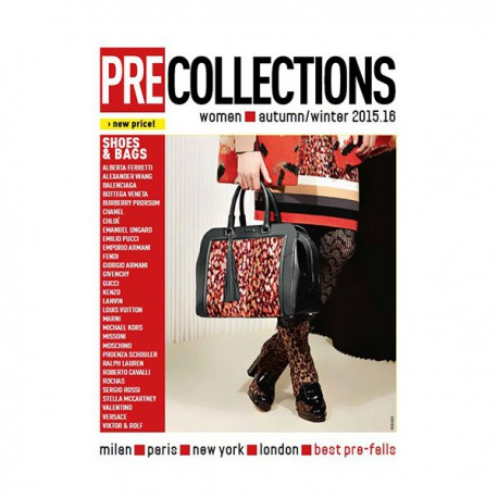 PRE-COLLECTIONS WOMEN SHOES & BAGS A-W 2015-16