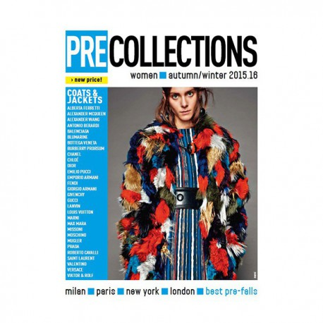 PRE-COLLECTIONS WOMEN COAT & JACKET A-W 2015-16