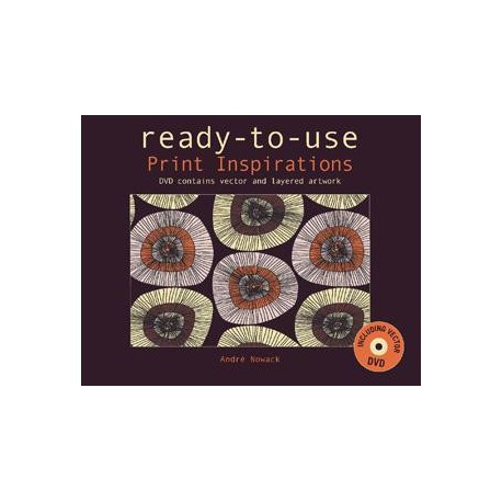 READY TO USE - PRINT INSPIRATIONS INCL. DVD Shop Online