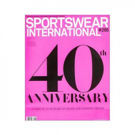 SPORTSWEAR INTERNATIONAL 266