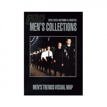 COLLECTIONS MEN'S TREND VISUAL MAP A-W 2015-16
