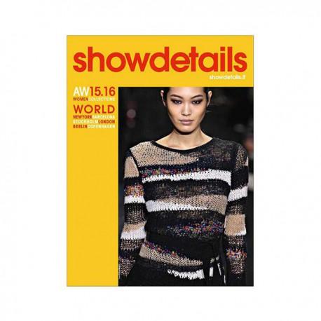 SHOW DETAILS WORLD 15 A-W 2015-16