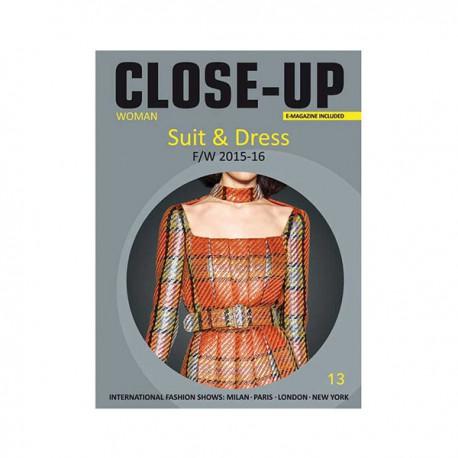 CLOSE UP 13 SUIT & DRESS A-W 2015-16