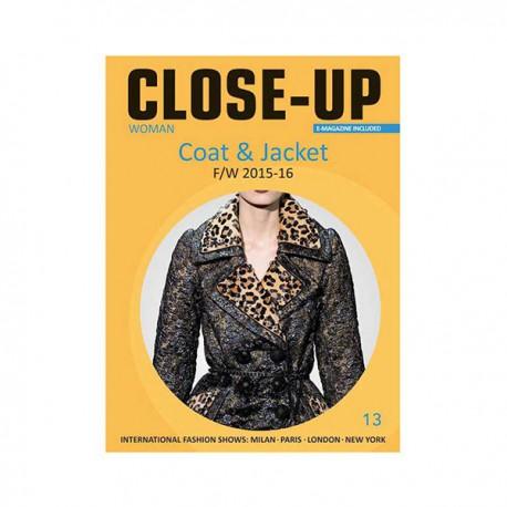 CLOSE UP 13 COAT & JACKET A-W 2015-16