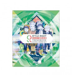 STYLE RIGHT BABY'S TREND BOOK A-W 2016-17 INCL. DVD