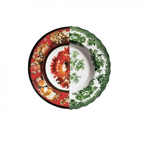 SELETTI - HYBRID CECILIA SOUP PLATE