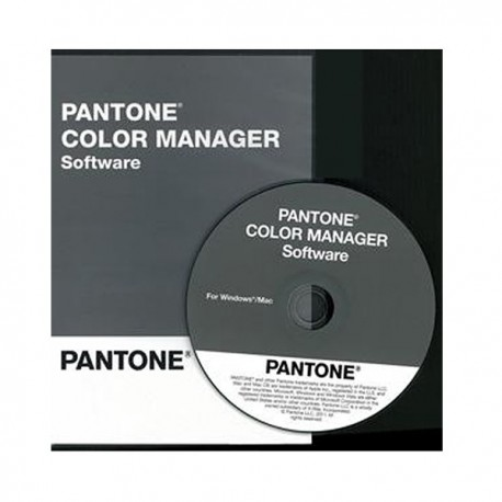 PANTONE COLOR MANAGER SOFTWARE Shop Online