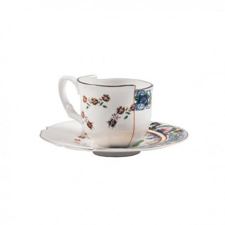 SELETTI - TAZZINA DA CAFFE' HYBRID TAMARA Shop Online
