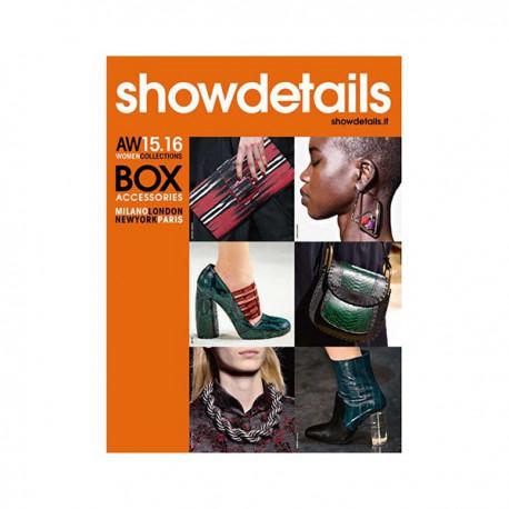 SHOW DETAILS BOX ACCESSORIES A-W 2015-16 Shop Online