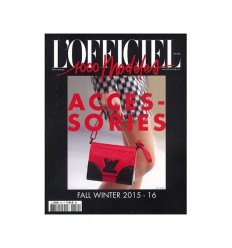 L'OFFICIEL 1000 MODELS 154 ACCESSORIES A-W 2015-16 Miglior
