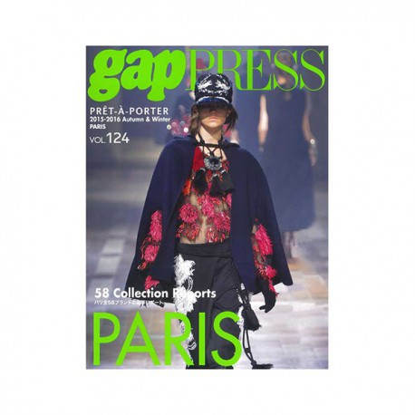 GAP PRESS PAP 124 PARIS A-W 2015-16 Shop Online