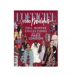 L'OFFICIEL 1000 MODELS 153 PARIS-LONDON A-W 2015-16 Miglior