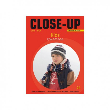 CLOSE UP KIDS 24 A-W 2015-16
