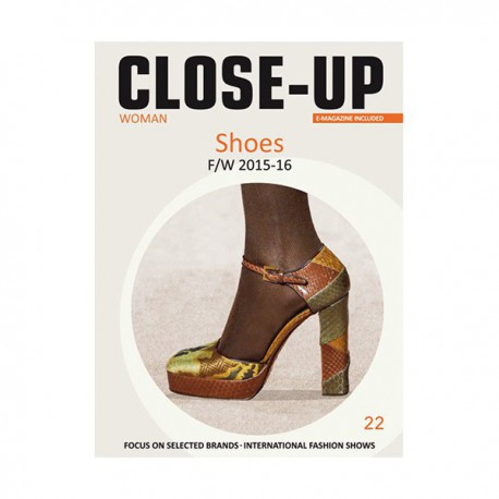CLOSE UP WOMAN SHOES 22 A-W 2015-16