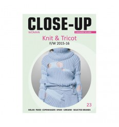 CLOSE UP KNIT &TRICOT 23 A-W 2015-16