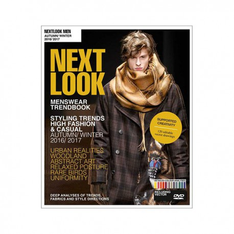 NEXT LOOK MENSWEAR A-W 2016-17 FASHION TRENDS STYLING INCL. DVD