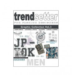 TRENDSETTER MEN GRAPHIC COLLECTION 03 Miglior Prezzo