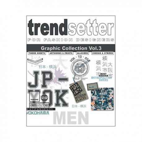 TRENDSETTER MEN GRAPHIC COLLECTION 03