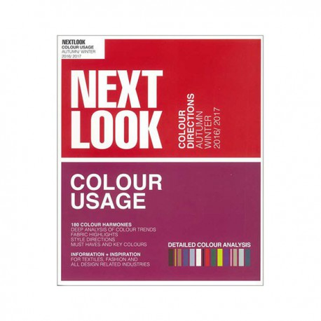 NEXT LOOK COLOUR USAGE A-W 2016-17