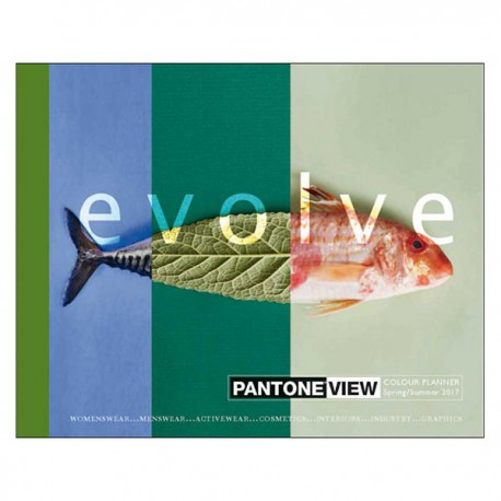 PANTONE VIEW COLOUR PLANNER S-S 2017