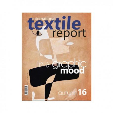 INTERNATIONAL TEXTILE REPORT AUTUMN 2016